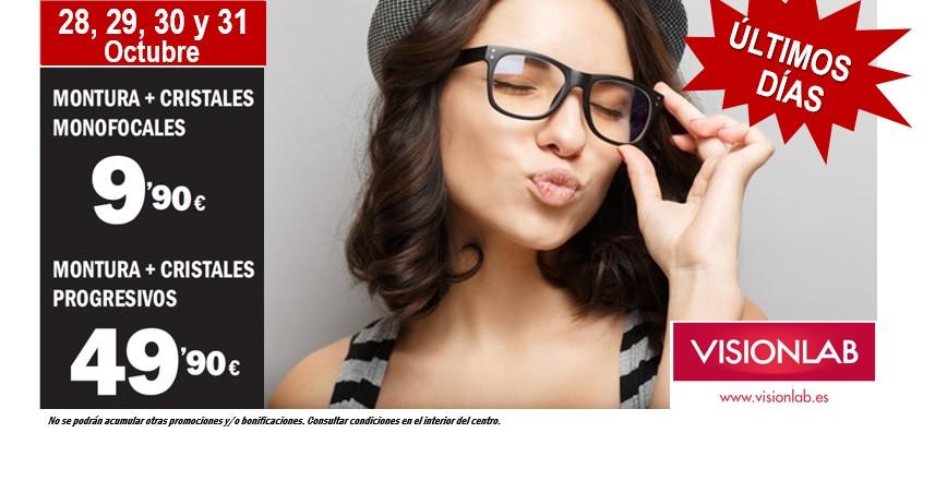 Promoción Visionlab