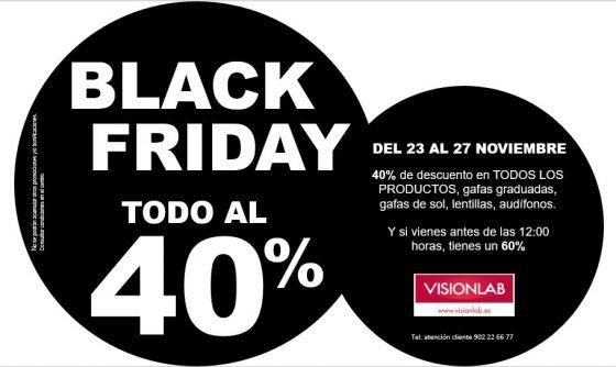 Visionlab Black Friday